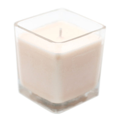 White Label Soy Wax Jar Candle - Bamboo