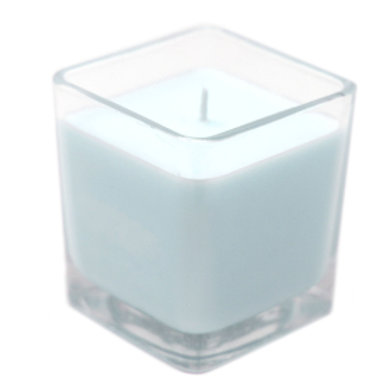 White Label Soy Wax Jar Candle - Baby Powder