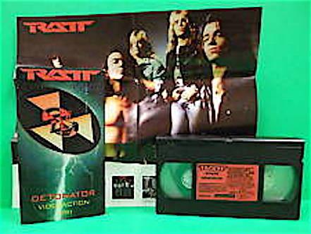 """RATT Detonator-""""Videoaction"""""""