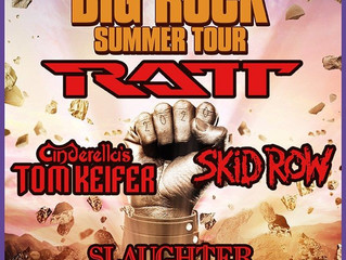 RATT returns to the Sunset Strip - This event has been cancelled.