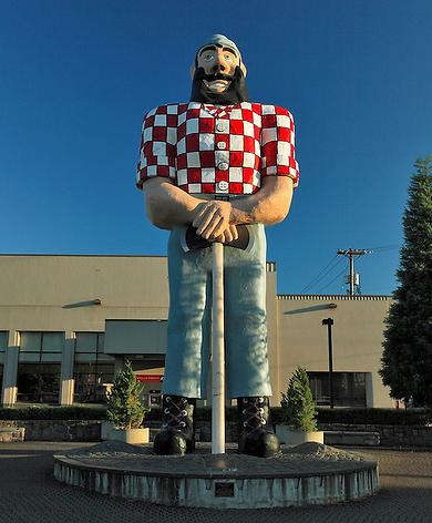 The World Famous Kenton.  Portland, Oregon.