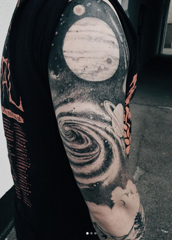 Deep Space Sleeve