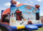 jumping castle hire sale