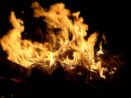 FIRE Aromadesign by Sarasa Botanicals