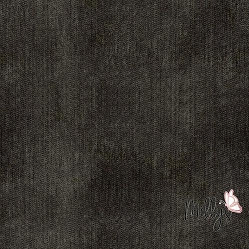 Baumwolljersey Magicdenim schwarz