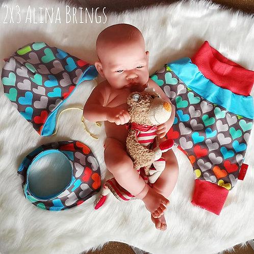 eBook Millys Baby Starter Set 50 - 68