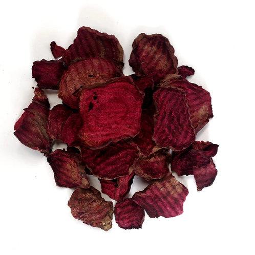 Rote Beete Chips - Nordsee Trockengemüse