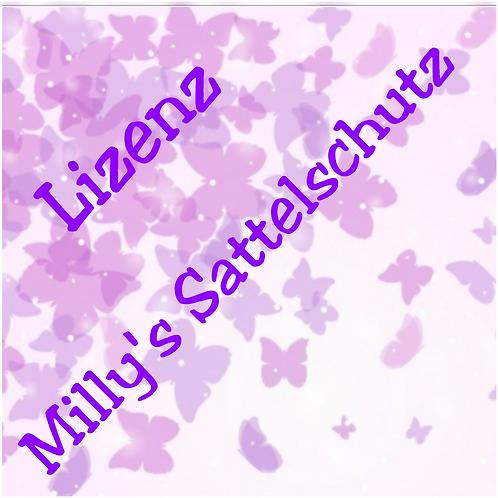 Lizenz Milly`s Sattelschutz