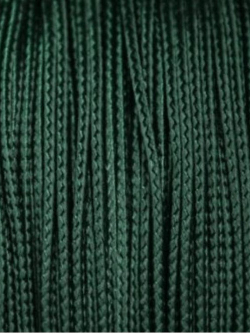 Paracord Takelung dunkelgrün