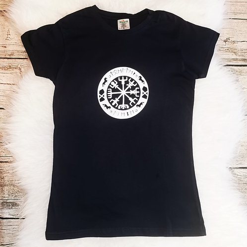 T-Shirt navy Nordic Icestyle