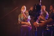 Karen Mukuba and Fringe Jazz Fest Brass Band