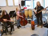 Jazz Camp For Girls, 2019. Photo: Marie Hald