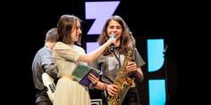 KIDS CAN concert at JazzKaar, Tallinn, Estonia