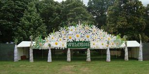 Latitude Welcome Entrance