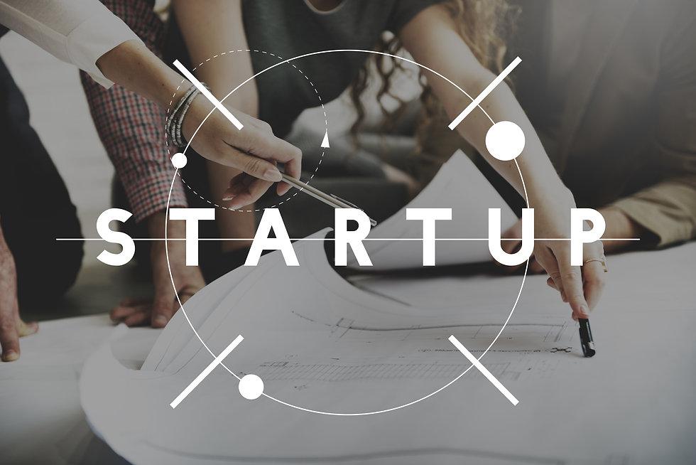 Start Up Business Growth Launch Aspirati