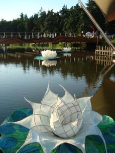 Latitude floating lanterns