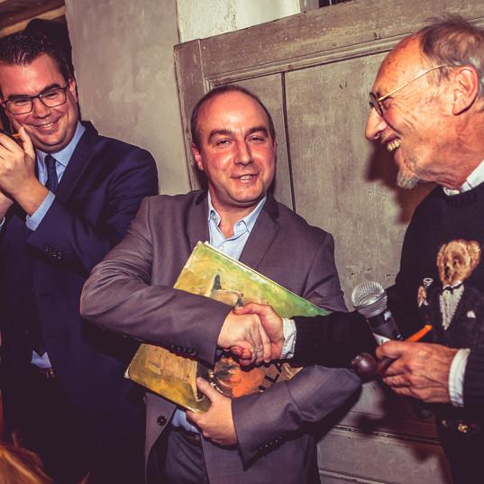 Openingswoord door Wim Lammertijn conser