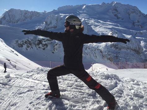 SNOWGA - Yoga for Skiers Workshop