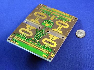 aluminum circuits