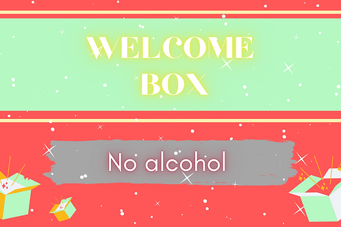 Welcome Box (no alcohol)
