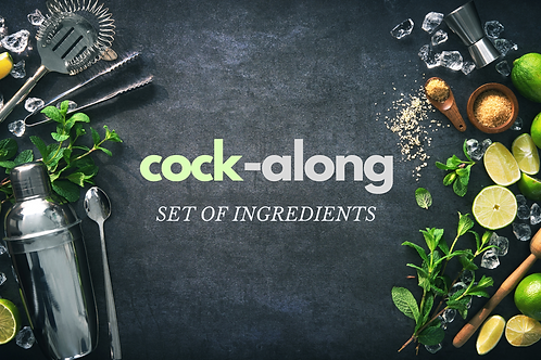 Cock-Along Ingredients
