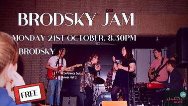 Brodsky Jam October