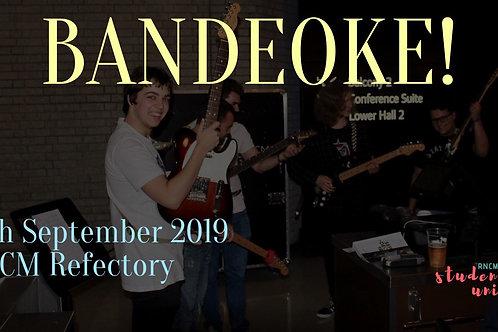 Bandeoke