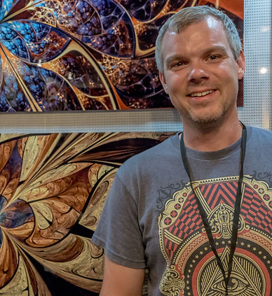 Adam Hoffman Fractal Art