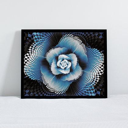 Checkered Rose