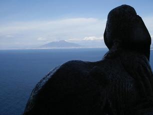 La esfinge y el volcán