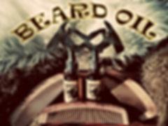 Thunderhound Beard Oil