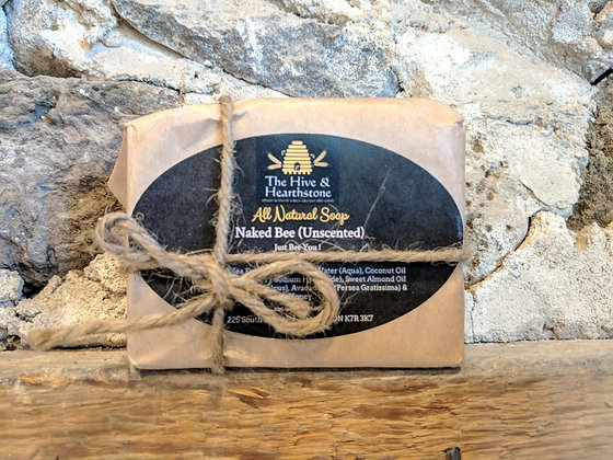 Artisan Handmade Soap - The Hive & Hearthstone