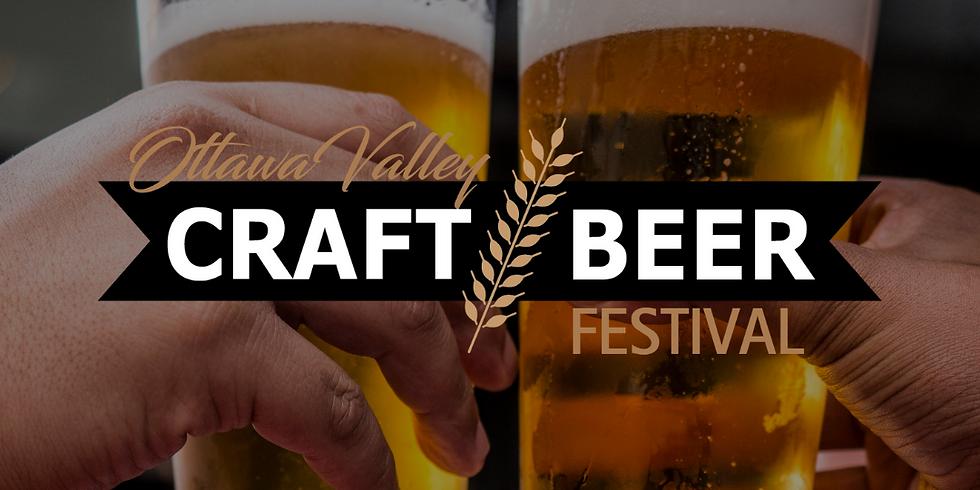 2019 Ottawa Valley Craft Beer & Spirits Festival