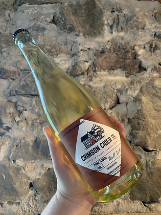Mull It Over - Off Dry Cider 750ml Bottle