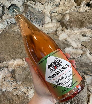 Cherrific- Off Dry Cider 750ml Bottle