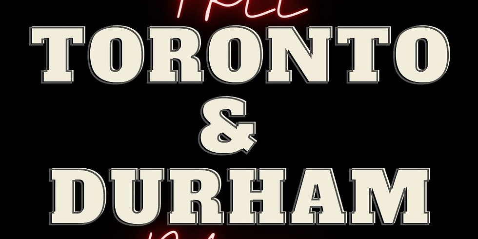 FREE Toronto/ Durham Delivery