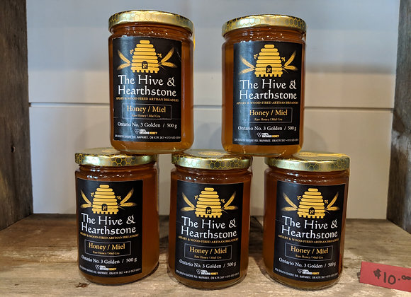 Honey By The Hive and Hearthstone
