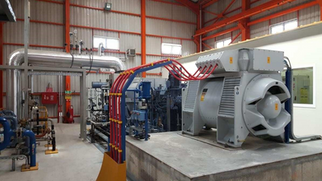 IMT2238 - WARTSILA & TRIVENI POWER PLANT CAP. 43,16 MW