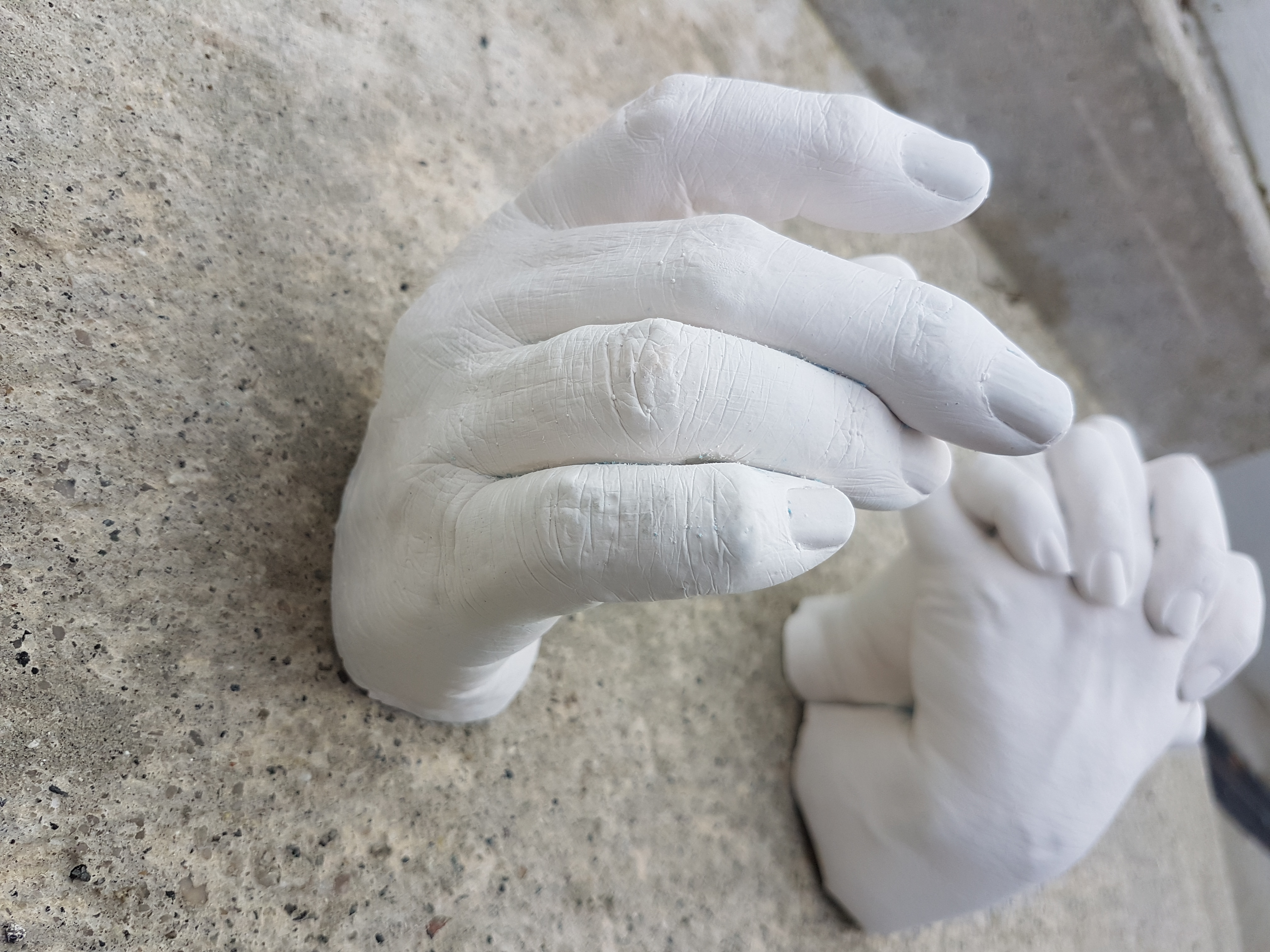 Hand Casting