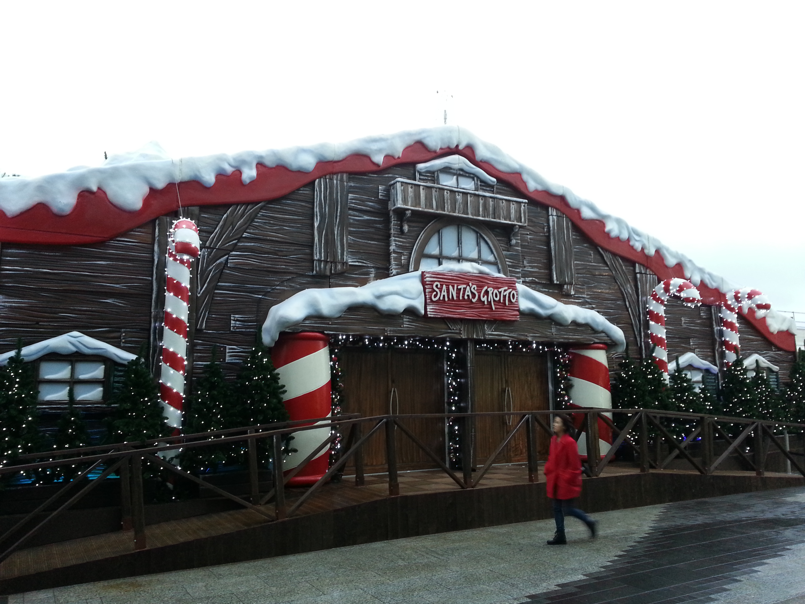 Westfield Christmas Grotto (2013-14)