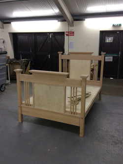Bed Construction