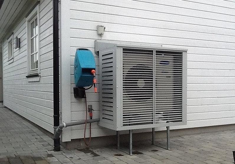 - Tilbehør til din varmepumpe