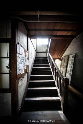 Rooms under the stairs