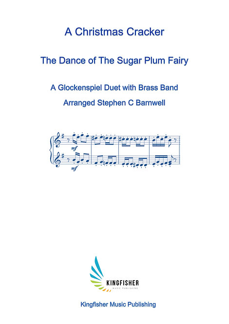 Christmas Cracker - Dance of the Sugar Plum Fairy (Brass Band) Digital Download