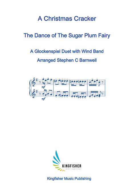 Christmas Cracker - Dance of the Sugar Plum Fairy (Wind Band)