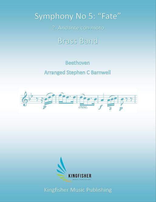 "Symphony No 5 ""Fate"" - Second Movement"