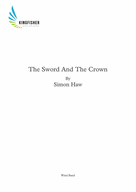 Processional March - The Sword And The Crown (Score only)
