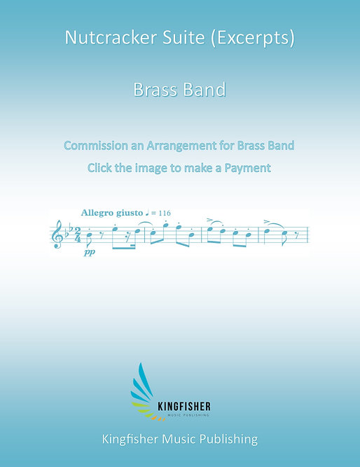 Commission an Arrangement for Brass Band