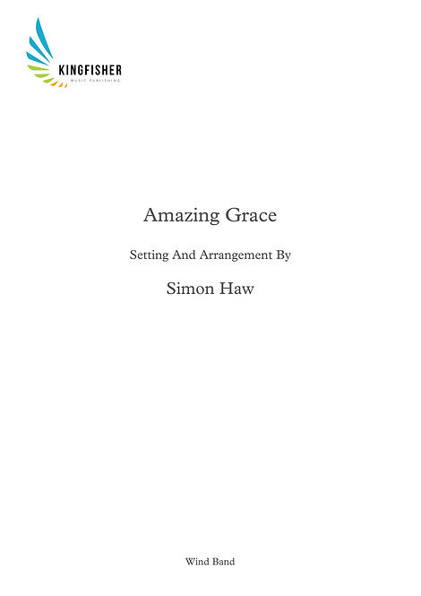 Amazing Grace (Wind Band)