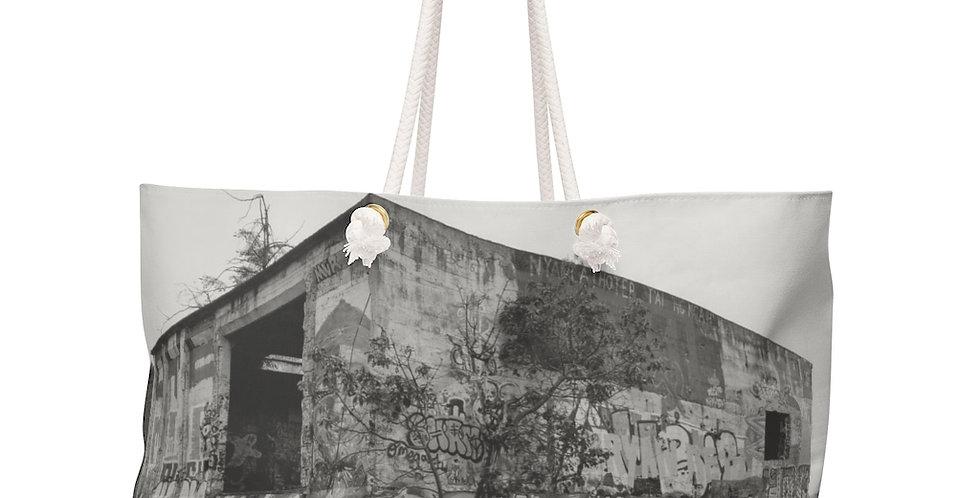 Port Blakely (B&W) - Weekender Bag